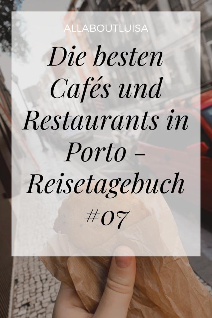 Restaurants in Porto